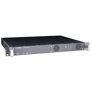 A-QAMOS-B-IP IP/ASI модулятор IP/ASI/SFP в 8хDVB-C ( QAM), J.83 Annex В, С