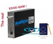 EQM-008 компактный EDGE QAM модулятор Blankom
