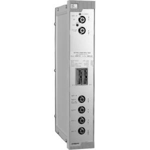 ASB 100 Активный 4-полосный SAT сплиттер, 4 выхода, +2 дБ (с LNC питанием 12 В внутренний, 12 ... 24V внешнее)
