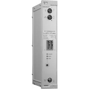 ATB 191 ASI-TV Трансмодулятор, ASI-TS в аналоговое ТВ, 45 ... 862 МГц + A/V выход, 116 дБмкВ, стандарт B/G