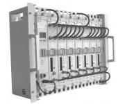 """BSR 008 19"""" шасси для 8 модулей B/C -LINE, для настенного монтажа, 8 RU, с аксессуарами"""