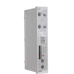 STC 201 Сдвоенный SATV Трансмодулятор, QPSK в аналоговое ТВ(с 2xCI ), 45 ... 862 МГц, 94 дБмкВ, мульти стандарт