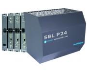 SBL P16Q8 Предварительно настроенная ГС, 1x HELIOS, 2x Palios, 1x QAMOS, 1x LANIOS -S, в запираемом корпусе