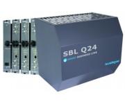 SBL Q24 Предварительно настроенная ГС, 1x HELIOS, 3x QAMOS, 1x LANIOS -S, в запираемом корпусе