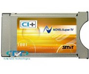 CAM модуль CI+ Novel-SuperTV