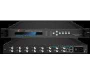 NDS3508Tx Gateway 8xDVB-S2/-C/-T2 в IP, шлюз DVB-S2/-C/-T2 в IP на 8 потоков, стример DVB-S2/-C/-T2 в IP