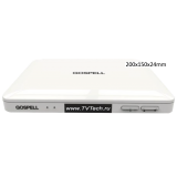 GC8590HD интерактивный приемник с DVB-C и CAS Gospell