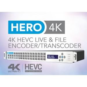 HERO 4K Транскодер / Энкодер сверх высокого разрешения UHD
