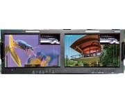 RMM1024-HSV 10.1'' два входа Cтоечный профессиональный ЖК-монитор HD версия