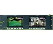 RMS7023-HSC  7.0'' 2xLCDS Cтоечный профессиональный ЖК-монитор
