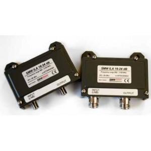 250210 Спутниковый усилитель ПЧ, IF Line Amplifiers ILA 7-17 dB F-connectors