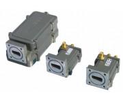 260210 LNA Ku-band усилитель с низким шумом LNA Gain 24 dB min. Dual SMA-outputs, DC via SMA