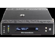 AVENIRMicro энкодер с HDMI и HD-SDI видео входом и встроенными LAN, WiFi и USB модемами