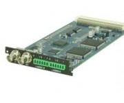 C101AS Модуль двухканального MPEG-2 SD энкодера с аналоговыми входами Secam
