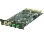C101D Модуль двухканального MPEG-2 SD кодера с цифровыми входами SDI