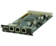 C451C Модуль GbE IP выхода/IP входа, 1*GbE(SFP), 1*GbE RG45 с портом управления