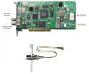 Мультиформатный ВЧ модулятор, TS плеер PCI Express TVB598