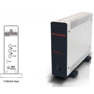 Мультиформатный USB - ВЧ модулятор, TS плеер с USB и ASI входом TVB599