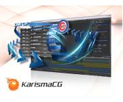 2D и 3D графическое оформление эфира KarismaCG DELUX