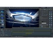 2D и 3D графическое оформление эфира KarismaCG NPS