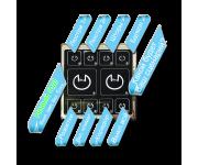 Выключатель света с 10 логическими клавишами SS10 Умный Дом
