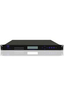 SMP330 модулятор DVB-T на 12 каналов IP/ASI в DVB-T  Edge OFDM