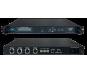 Аудио энкодер 4 канала AES/EBU с 4x XLR разъемами ASI и IP выход ENC4XLR