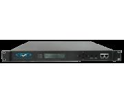 16 канальный IP-QAM EDGE QAM модулятор со скремблером 16xDVB-C DMS1648V