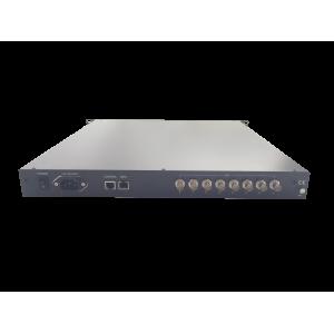 256xIP в 8xASI ремультиплексор и скремблер DMS2568