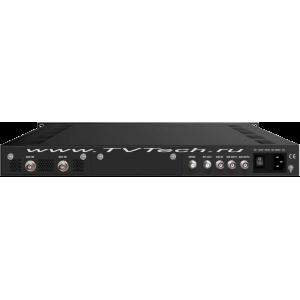 EC2000HD-C-SDI двух канальный Full-HD энкодер и модулятор DVB-C с HD-SDI входами, с ASI и IP выходом