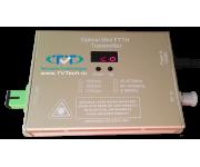 Оптический передатчик 1310нм 10mw, компактный передатчик 1310нм