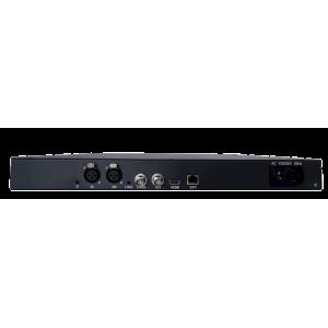 SRT-H265 SRT энкодер H265 HEVC и H264 AVC с ультра низкой полосой и задержкой