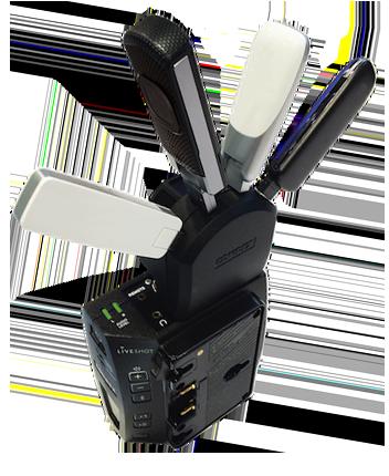 Концентратор LiveShot, USB HUB на несколько USB модемов
