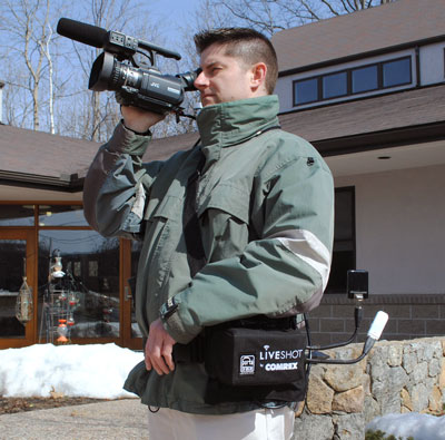 LiveShot Портативный Чехол - сумка