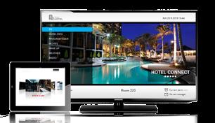 Решения для гостиничного бизнеса от HiboxTV