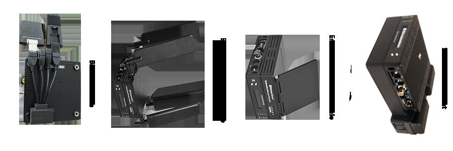 Модули компактного SD/HD энкодер AVENIRDrone Streambox для мобильных репортажей