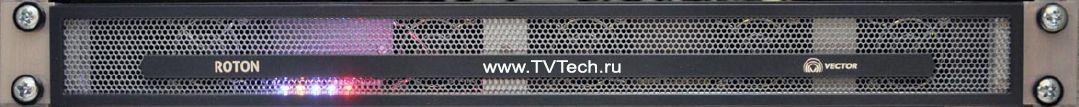 Внешний вид аналоговой станции IP-PAL/SECAM ROTON F Vector