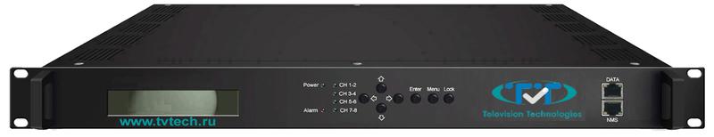 32 канальный IP в PAL аналоговый модулятор ATV3202IP